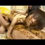 【乱交 スカトロ動画】少女4人とスカトロ大乱交!互いのウンコを全身に塗りあい糞に塗れてチンコを取り合うww