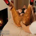【無修正 スカトロ動画】※閲覧注意!大便にまみれた女の肛門をフィストファックで破壊する地獄凌辱映像・・・